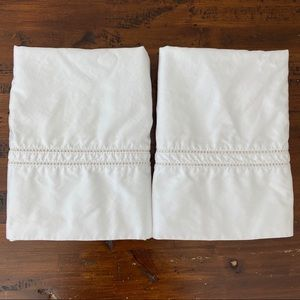 🦩SOLD🦩Tahari Home King Pillow Cases NWOT